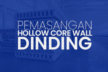 Hollow Core Wall (HCW)