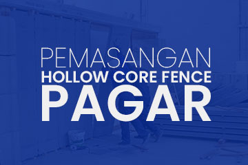 Hollow Core Fence (HCF)